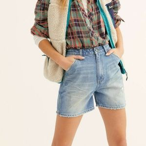 Lee Shorts - Vintage Lee high rise shorts